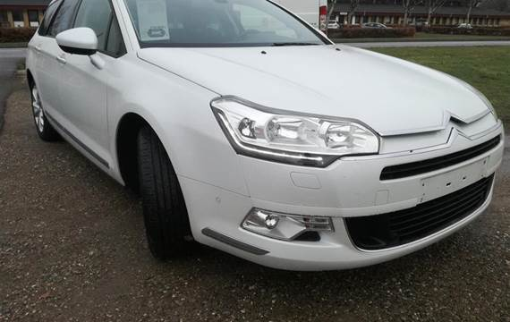 Citroën C5 2,0 Tourer  HDI Seduction  Stc 6g
