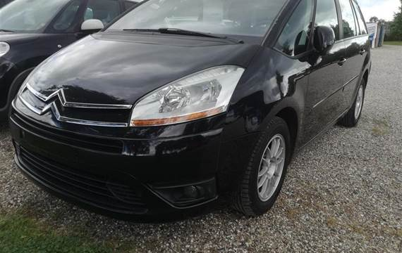 Citroën Grand C4 Picasso 1,6 HDI Seduction  6g