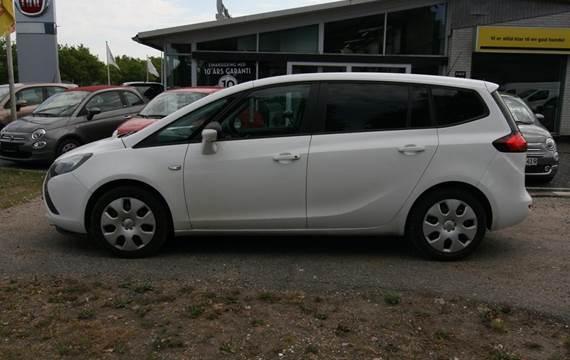 Opel Zafira 2,0 CDTI Limited  6g