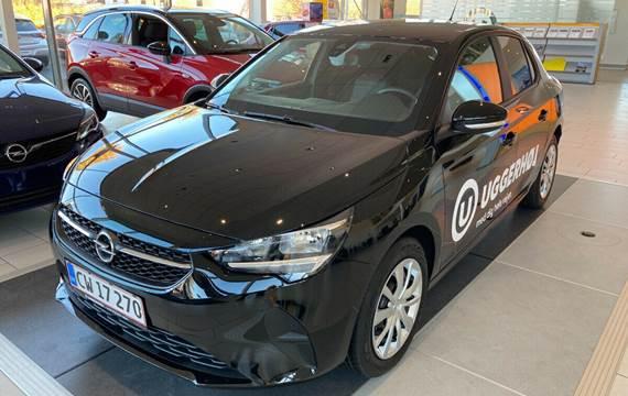 Opel Corsa 1,5 D 102 Edition+