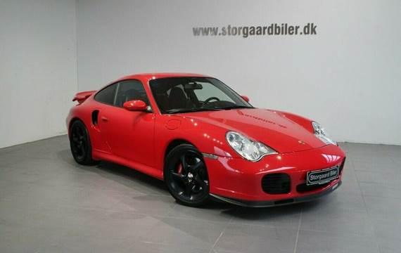 Porsche 911 Turbo 3,6 Coupé