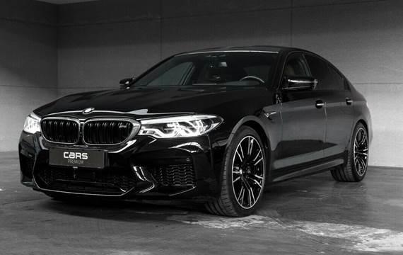 BMW M5 4,4 Competition Edition aut.