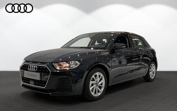 Audi A1 TFSi Advanced SB S-tr.