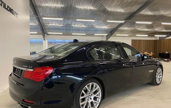 BMW 760Li 6,0 Steptr.