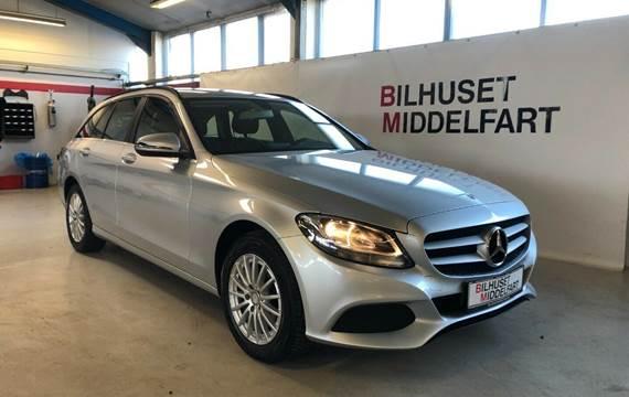 Mercedes C200 d 1,6 Business stc. aut.