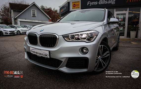 BMW X1 2,0 xDrive18d M-Sport aut.