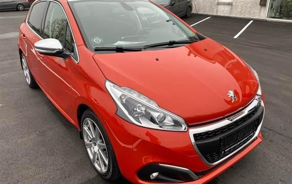 Peugeot 208 1,2 1.2 e-THP 5D