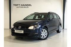 VW Golf VII 1,6 TDi 110 BlueMotion Variant Van