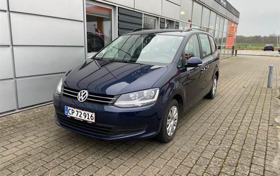 VW Sharan 2,0 CFFBX0AF
