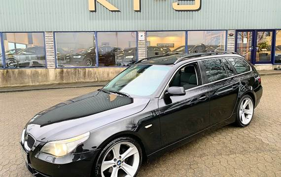 BMW 525d 2,5 Touring Steptr.