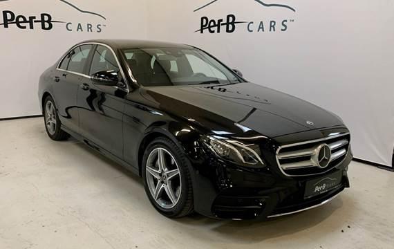 Mercedes E350 2,0 AMG Line aut.