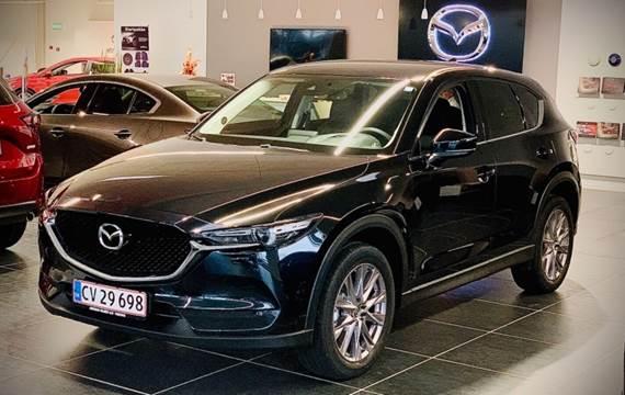 Mazda CX-5 2,0 Sky-G 165 Optimum