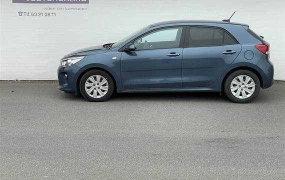 Kia Rio 1,0 T-GDI Collection DCT  5d 7g Aut.