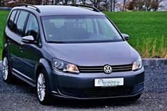 VW Touran 1,6 TDi 105 Trendline 7prs