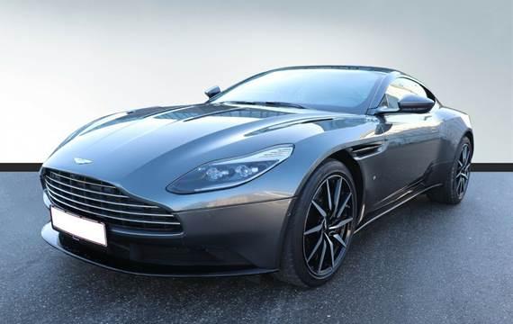 Aston Martin DB11 5,2 V12 Coupé aut.