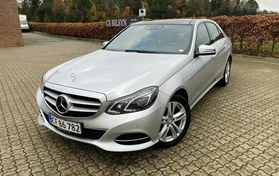 Mercedes E350 3,0 BlueTEC Avantgarde aut. 4-M