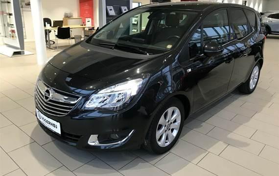 Opel Meriva 1,4 T 120 Cosmo eco