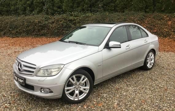 Mercedes C250 2,2 CDi Avantgarde BE