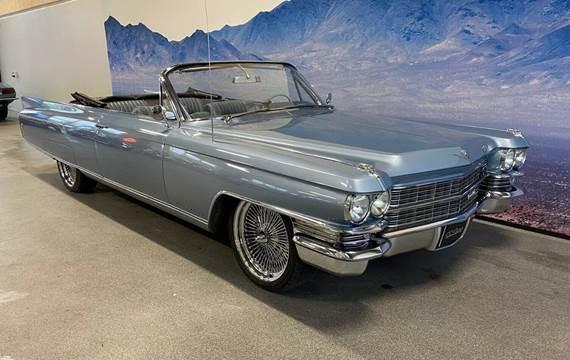 Cadillac Convertible 6,4 aut.