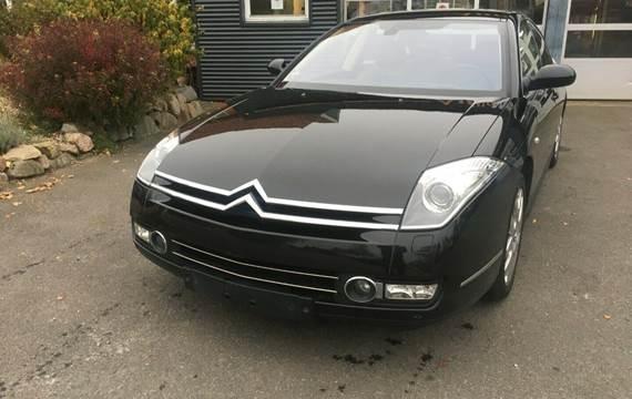 Citroën C6 2,7 HDi V6 Exclusive aut.