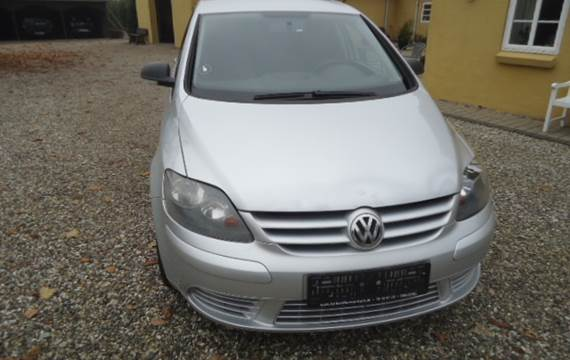 VW Golf Plus 1,9 Varebil