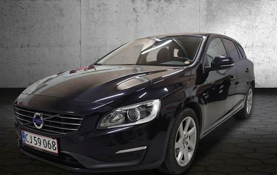 Volvo V60 2,0 D3 136 Momentum aut.