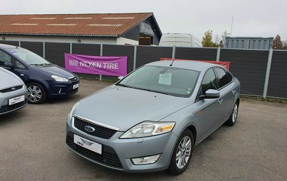 Ford Mondeo 2,0 TDCi 115 Collection ECO