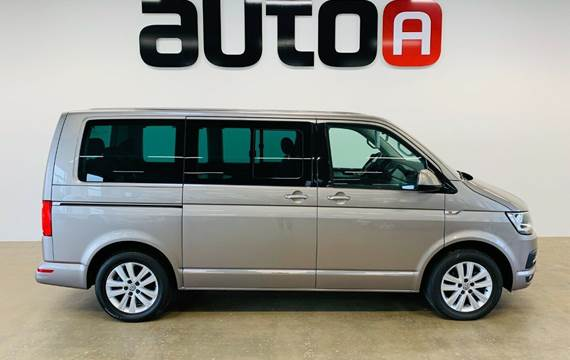 VW Multivan 2,0 TDi 150 Highline DSG kort