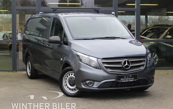 Mercedes Vito 119 2,2 BlueTEC Standard aut. L