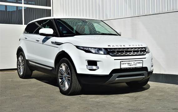 Land Rover Range Rover evoque 2,0 Si4 240 Prestige aut. Van