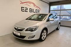 Opel Astra 1,3 CDTi 95 Sport eco