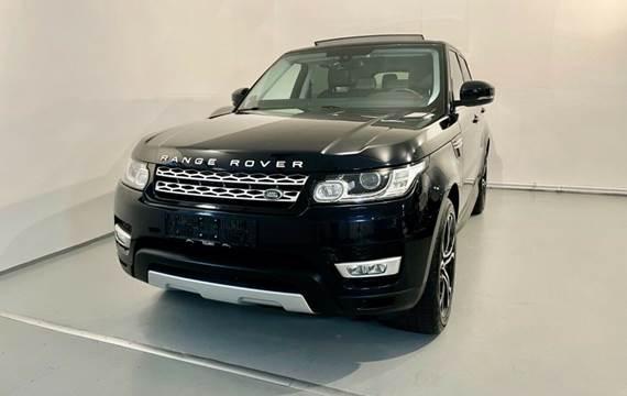 Land Rover Range Rover sport 3,0 TDV6 HSE aut. 7prs