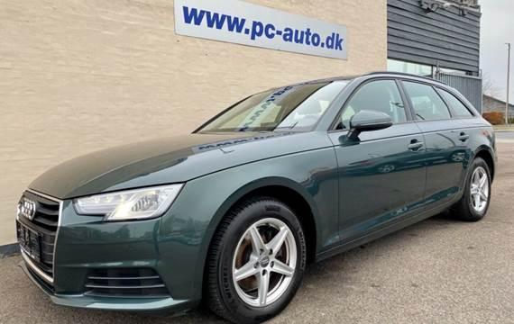 Audi A4 TFSi Edition+ Avant