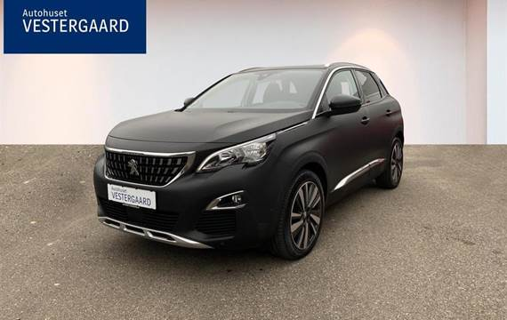 Peugeot 3008 1,5 BlueHDi Allure Pack EAT8  8g Aut.