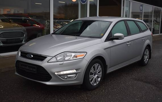 Ford Mondeo 1,6 TDCi 115 Trend Collection stc.