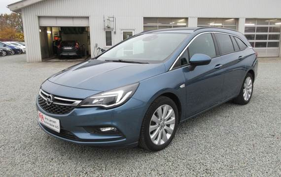 Opel Astra 1,6 CDTi 110 Innovation ST