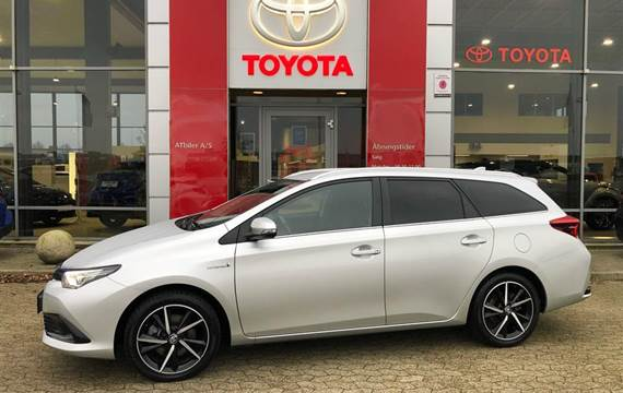 Toyota Auris 1,8 Touring Sports  B/EL H2 Selected  Stc Aut.