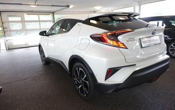 Toyota C-HR 1,8 Hybrid Premium Selected CVT