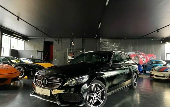 Mercedes C450 3,0 AMG stc. aut. 4-M