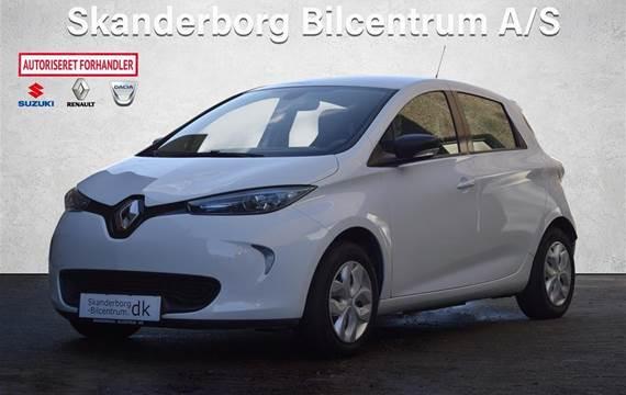 Renault Zoe 41 kWh Life  5d Aut.