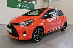 Toyota Yaris 1,3 VVT-i Orange Edition
