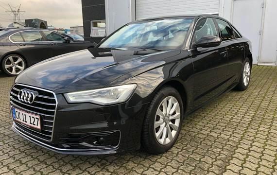Audi A6 1,8 TFSi 190 Ultra S-tr.
