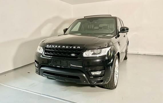 Land Rover Range Rover sport 5,0 SCV8 Autobiography aut. 7prs