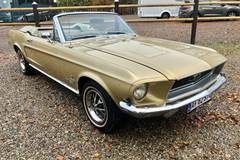 Ford Mustang 4,9 V8 302cui. Cabriolet aut.