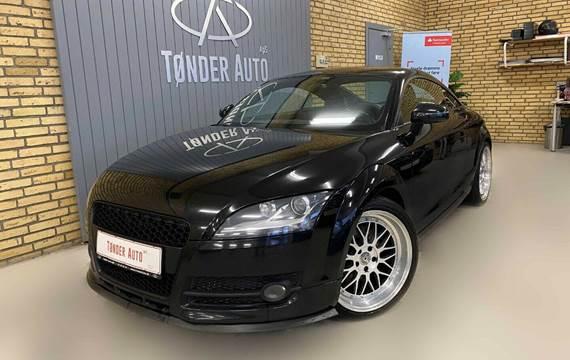 Audi TT 2,0 TFSi Coupé S-tr.