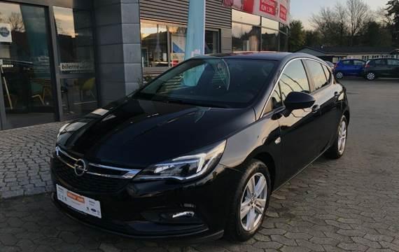 Opel Astra 1,0 T 105 Impress