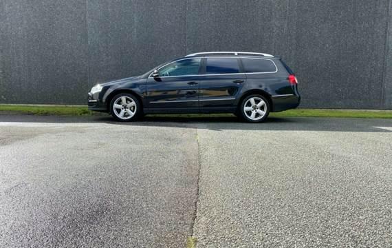 VW Passat 2,0 TDi 170 Highline Variant DSG