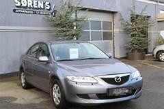 Mazda 6 2,0 Touring 141HK 5d