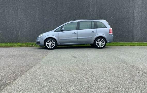 Opel Zafira 1,8 Limited 7prs