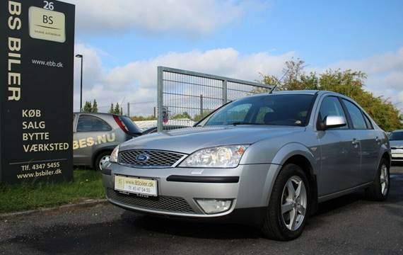 Ford Mondeo 1,8 Trend